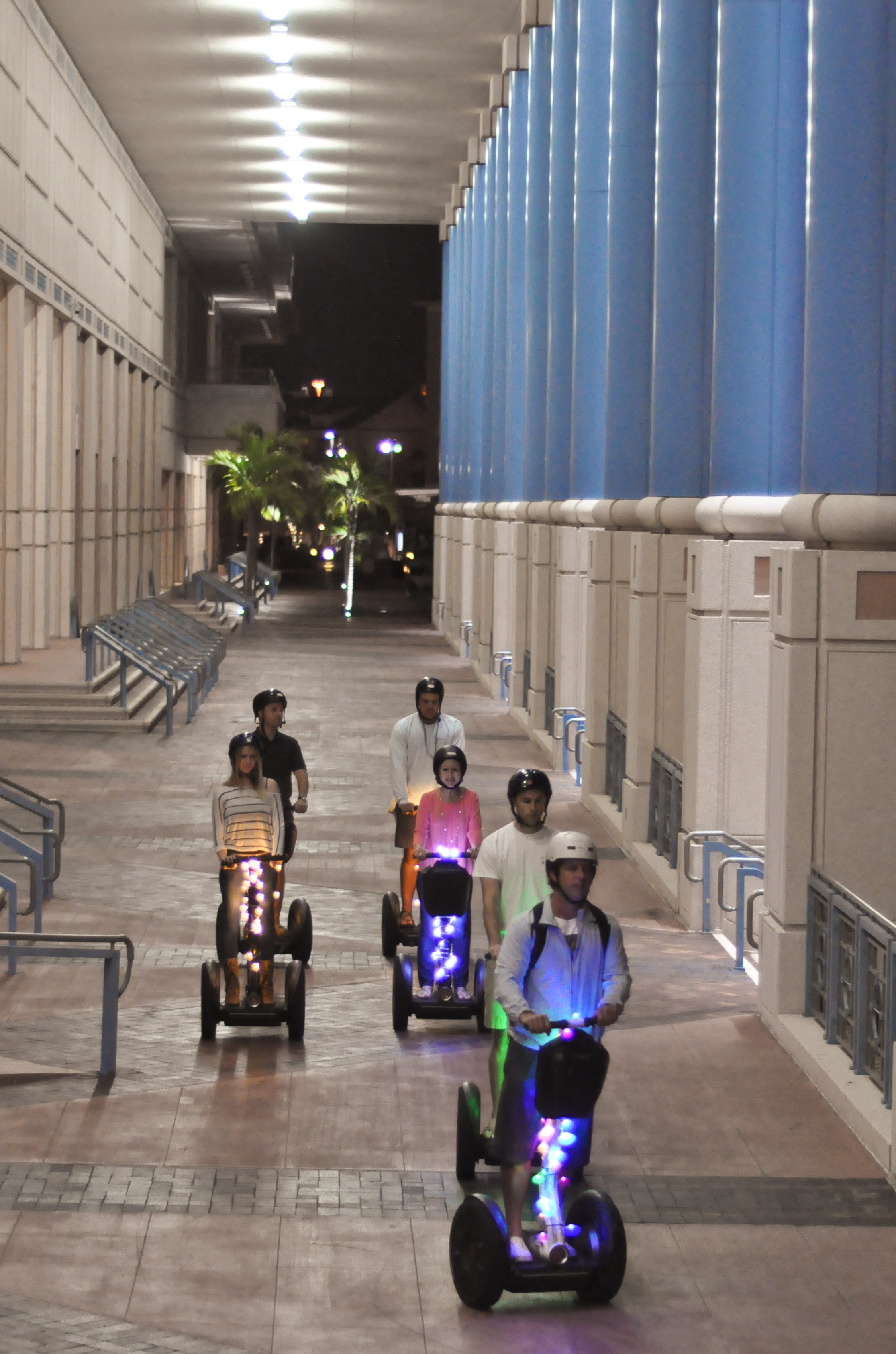 Tampa Bay Segway Tours Magic Carpet Glide Segway Tours